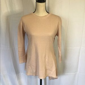 Blush Thermal Open Back